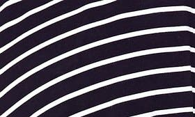 Jet Black/ White Stripe swatch image