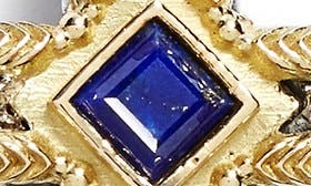 Silver/ Gold/ Lapis swatch image