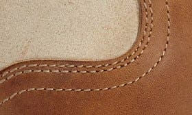Straw Leather swatch image