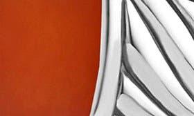 Silver/ Carnelian swatch image