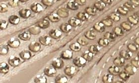Platinum Gold Leather swatch image