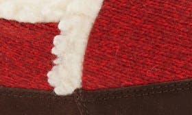 Red Fabric swatch image