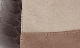 Brown Multi Suede swatch image