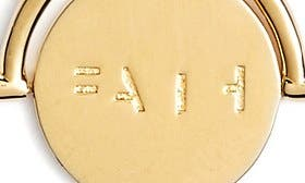 Faith/ Gold swatch image