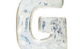 Metallic Silver G swatch image
