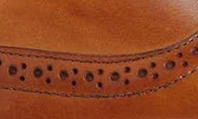 Burnished Walnut Leather swatch image
