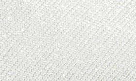 Silver Glitter Fabric swatch image