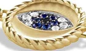 Blue Sapphire/ Diamond swatch image