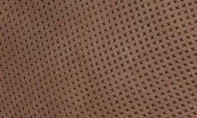 Mushroom Nubuck Leather swatch image