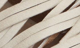 White Leather swatch image