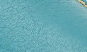 Teal Leather swatch image