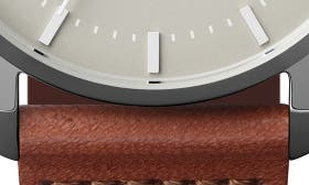 Cognac/ Silver swatch image