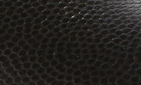 Nero Leather swatch image