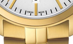 Gold/ Silver/ Gold swatch image