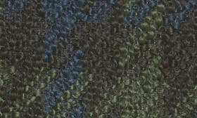 Black/ Green Plaid swatch image