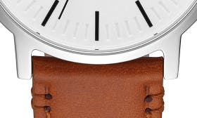 Saddle/ White/ Silver swatch image