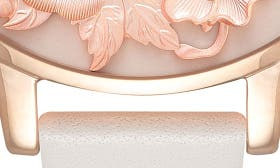 Blush/ Bouquet/ Rose Gold swatch image