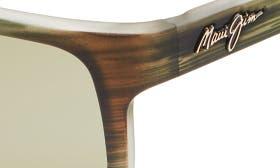 Matte Green Stripe/ Maui swatch image