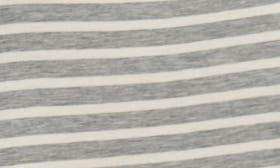 Grey/ Ivory Pinstripe swatch image