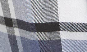 Blue Stone Heather Plaid swatch image