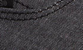 Black Chambray swatch image