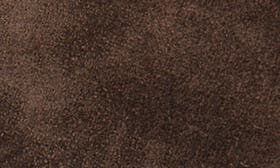 Dark Brown Leather/Suede swatch image
