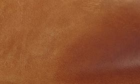 Almond Tan Leather swatch image