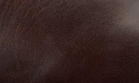 Dark Mahogany Leather swatch image