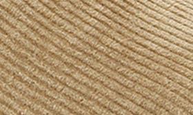 Khaki Cord Fabric swatch image
