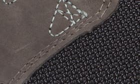 Charcoal Grey Leather swatch image