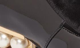 Black Pat/ Black Velvet/ Gold swatch image