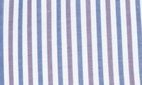 White/ Blue/ Brown Stripe swatch image
