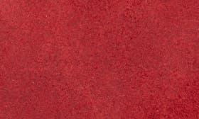 Red Oil Suede swatch image
