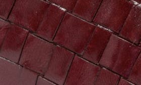 Black Cherry Leather swatch image