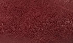Wine Red Leather swatch image