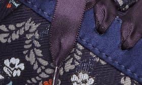 Dark Blue Kyoto Print swatch image