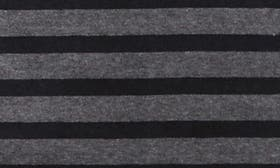 Charcoal With Navy Stripe swatch image