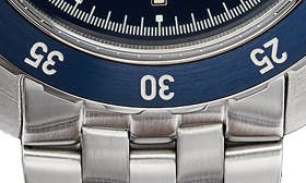 Navy/ Stainless Steel swatch image