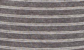 Stripe Heather Black Bird swatch image