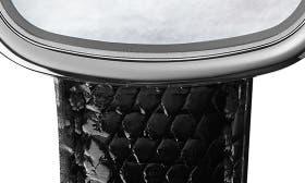 Black/ Mop Sandstone/ Silver swatch image