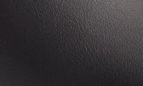 Black Box Leather swatch image