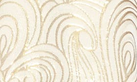 Gold Tidal Wave Jacquard swatch image