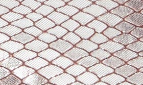 Coffee Snake Leather swatch image