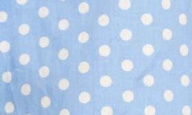 Light Blue Polk A Dot swatch image