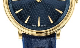 Blue/ Gold swatch image