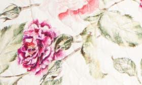 Latte/ Floral Print swatch image