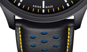 Black/ Yellow/ Blue swatch image