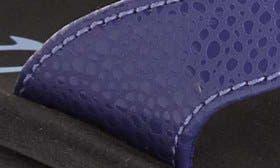 Deep Violet/ Black swatch image