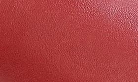 True Red Leather swatch image