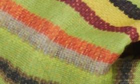 Green Kauai Blanket swatch image